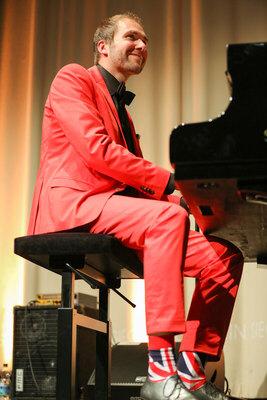 Bild: Stefan Ulbricht und Moritz Schlömer - Boogie Woogie & Blues Piano der 30er - 50er Jahre