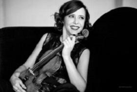 Bild: Natasha Korsakova - Römisches Finale - Musikalische Lesung