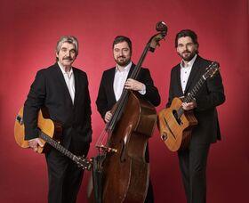 """Joscho Stephan Trio feat. Josef Götz """"Gypsy Swing"""""""