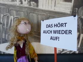 Bild: Ohne Kunst & Kultur wird´s still