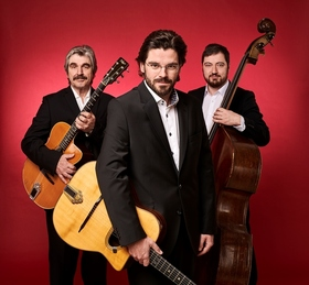 Bild: Joscho Stephan Trio - Gypsy Swing