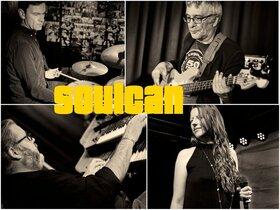 Bild: Soulcan - Pop, Soul, Blues, Jazz und Folk im neuem Gewand