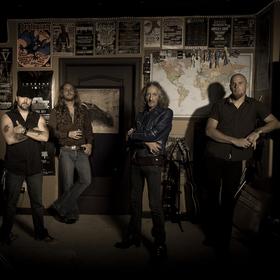 Bild: PENTAGRAM - 50th Anniversary 'Last Days Here' Tour • Support: DUN RINGILL