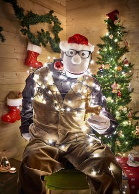 """Bild: Werner Momsen """"Die Werner Momsen ihm seine Weihnachtsshow"""""""