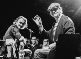 Bild: Oliver Mally & Peter Schneider - Folk Blues Adventures