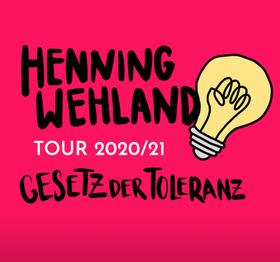 Bild: HENNING WEHLAND - Gesetz der Toleranz Tour