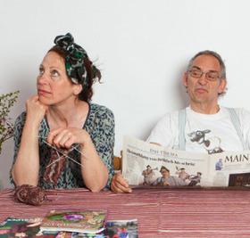 Bild: Edgar und Irmi - Polit- und Gesellschaftskabarett