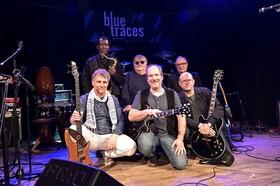 Bild: Blue Traces - Blues und Rock von der Isar