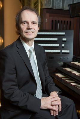 Orgelkonzert mit Thomas Sauer