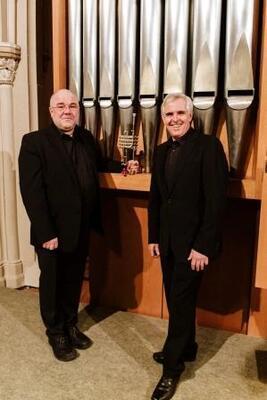 Bild: Musik für Trompete, Corno da caccia und Orgel