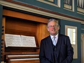 Orgelkonzert mit Michael Schönheit