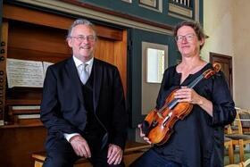 Musik für Viola und Orgel