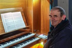 Orgelkonzert mit Emil Handke