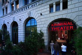 Bild: Gutschein für das Kriminal Theater