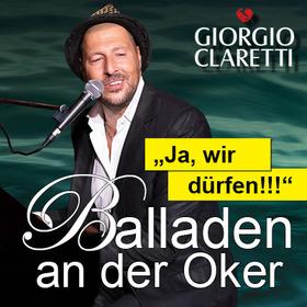 Bild: Giorgio Claretti - Balladen an der Oker - Das Live-Konzert
