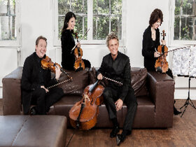 Bild: Minguet Quartett - verlegt auf den 17.11.2022-Spiegelsaal (?) - Böhmische Landschaften