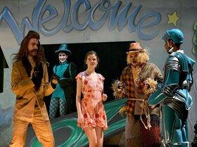 Bild: Der Zauberer von Oz - Westfälisches Landestheater