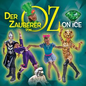 Bild: Der Zauberer von Oz on Ice - Russian Circus on Ice