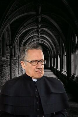 Holger Paetz - Die Buß- und Fastenpredigt - Fürchtet Euch! Kabarett