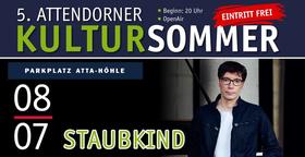 Bild: Staubkind - 5. Attendorner Kultursommer - Autokonzert