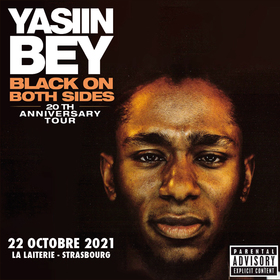 "Bild: Yasiin Bey ""20 Jahre Back on Both Side Tour"