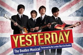 Bild: Yesterday - The Beatles Musical - performed by the London West End Beatles
