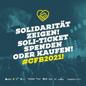 Bild: Soli-Ticket Campus Festival Bielefeld