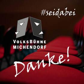 Bild: Spendenticket #seidabei - Es findet keine Vorstellung statt!