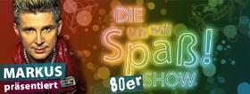 Ich will Spaß – die 80er Show - VIP-Ticket (Sitzplatz auf der Empore, freie Getränke, exklusiver Zugang zur KuSch-Lounge)