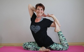 Bild: Yoga - Level: Anfänger