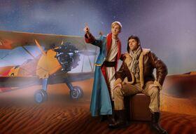 Bild: DER KLEINE PRINZ - Musical von D. Sasson und J. Sautter