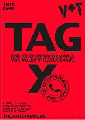 Bild: TAG Y - Eine Telefonperformance von VOLKS*THEATER RAMPE
