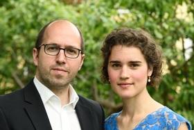 Bild: Stephan und Christine Rahn - Klavierduo