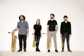 Bild: Acris Saxophon Quartett