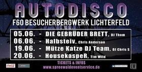 Bild: Autodisco Festival F60 - Die Gebrüder Brett
