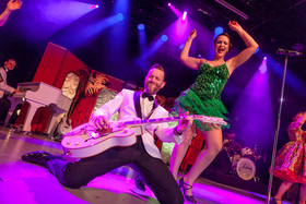 The Firebirds Burlesque Show 2021 - an evening with cool guys and hot girls