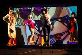 Bild: Heiße Zeiten - Die Wechseljahre Revue - Velvets Theater