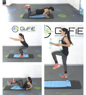 Tabata Workout - Level: Anfänger | Fortgeschritten