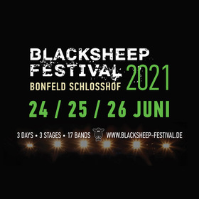 blacksheep Festival 2021 Kombiticket