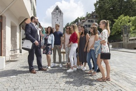 Bild: Ravensburger Stadtgeschichte 2020-2021 - Stadtführung