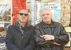 Bild: Klaus Brandl feat. Curley Kauper - Zwei Bluesgrößen bei uns zu Gast