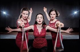 Bild: LES TROIZETTES - Ein Trio wider Willen