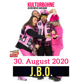 Bild: Kulturbühne Karlsruhe - J.B.O.