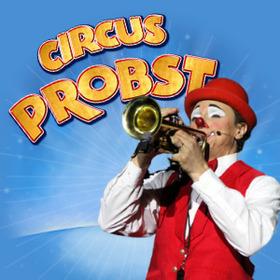 Bild: Kultursommer -  Circus Probst Show