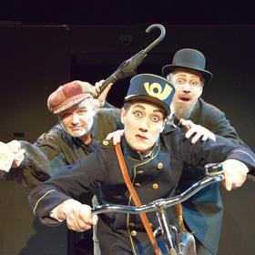 Das Pariser Leben des Monsieur Satie - Musikalische Pantomime mit Schattenspiel, Film und schwarzem Theater