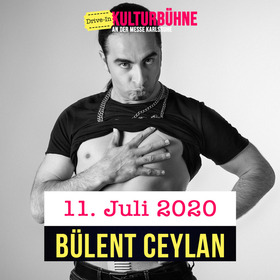 Bild: Kulturbühne Karlsruhe - Bülent Ceylan
