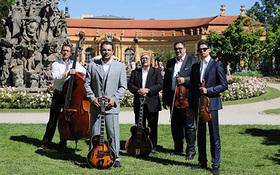 KulturSommer: Romeo Franz Ensemble - Traditioneller Sinti-Jazz vom Feinsten
