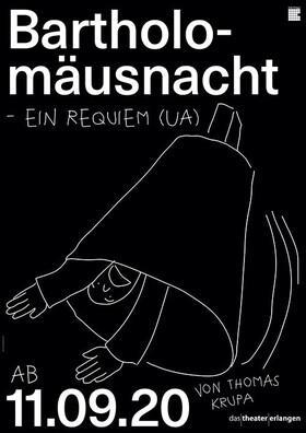 Bild: Bartholomäusnacht - ein Requiem (UA) - von Thomas Krupa