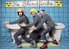 Bild: Die Blindfische -
