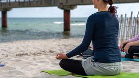 Me(h)er Auszeit für mich – Achtsamkeit & Meditation am Strand